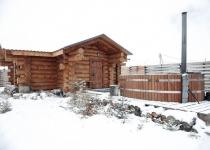 Русские бани Банный комплекс Бобры Красноярск Фотогалерея