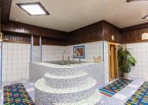 12-и местный номер с бассейном и бильярдом Сауна Золотой Стрелец Фотогалерея